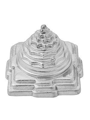 Shri Yantra (Carved in Parad)