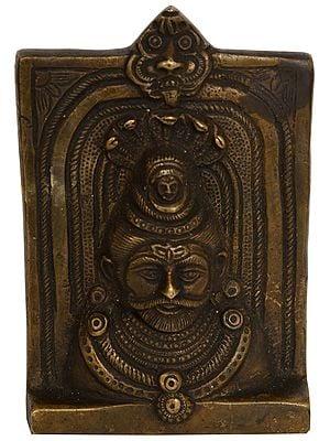 Lord Shiva (Altar Piece)