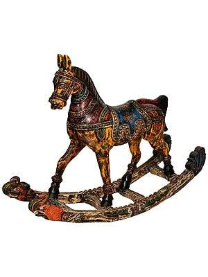 Rocking Horse (Large Size)