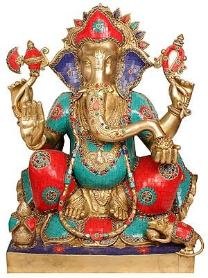 Large Size Blessing Ganesha