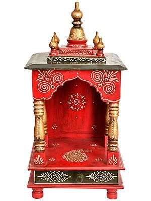 Temple for Your Altar
