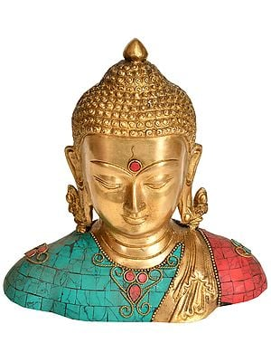 Lord Buddha Bust