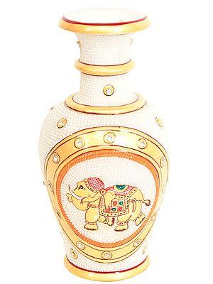 Elephant Flower Vase