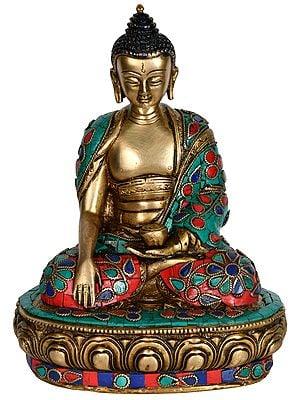 Bhumi-Sparsha Buddha (Tibetan Buddhist)