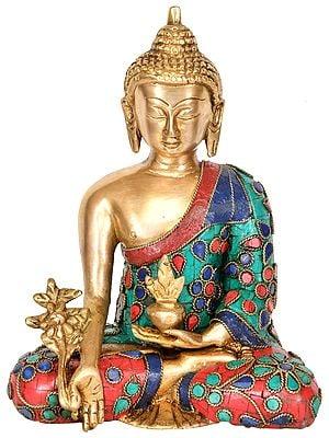 The Medicine Buddha (Tibetan Buddhist)