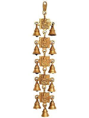 Lord Shiva Hanging Bells