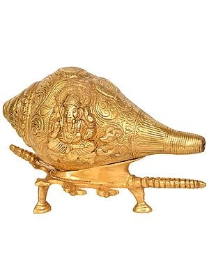 Ganesha Conch