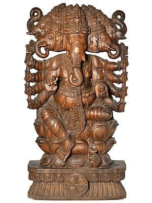 Panchamukhi Ganesha (Large Size)