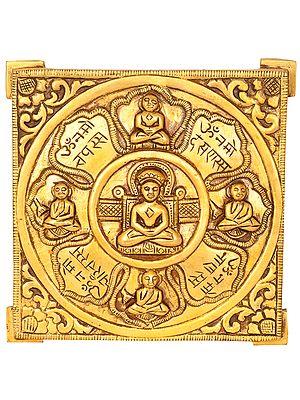 Jain Ritual Chowki