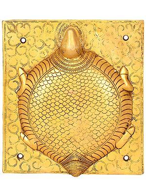 Vastu Tortoise Plate