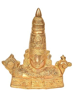 Lord Venkateshvara of Tirupati (Wall Hanging)