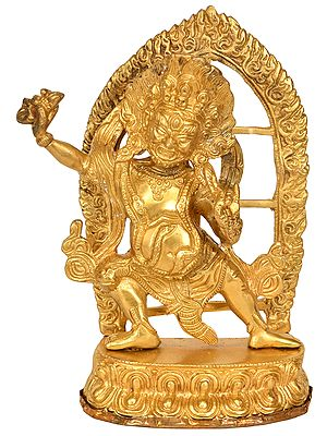 Vajrapani (Buddhist God of Rain)