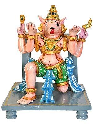 Nandi Temple Vahana
