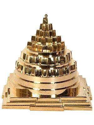 Large And Heavy Size Accurate Shri Yantra (Maha Meru)