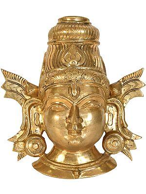 Wall Hanging Devi Mask
