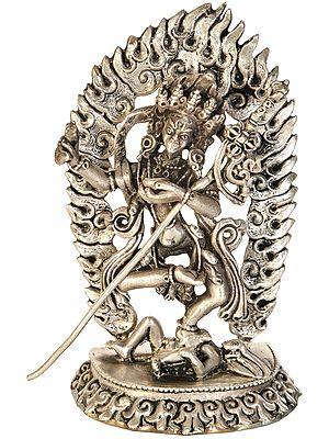 Tibetan Buddhist Goddess Vajrayogini (Made in Nepal)