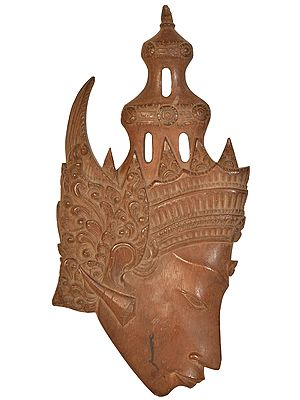 Thai Indra Mask