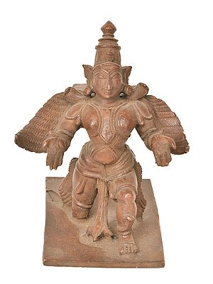 Garuda - The Mount of Lord Vishnu