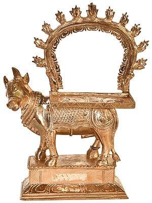 Nandi Altar (Pradosam)