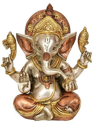 Crown Ganesha