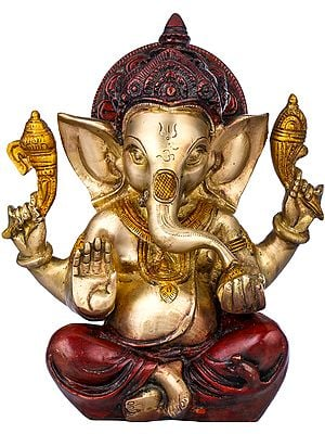 Crown Ganesha