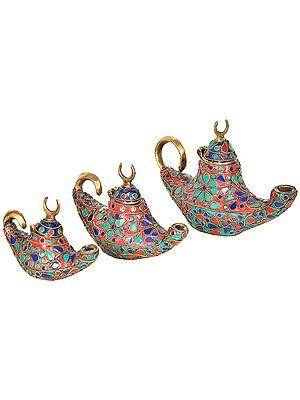 Aladdin Magic Chiraag (Set of Three)