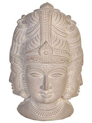 Mukhalingam with Blessing Ganesha on Reverse