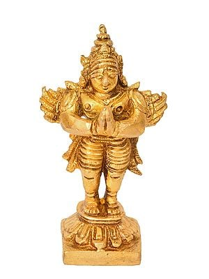 Garuda - The Mount of Lord Vishnu (Small Statue)