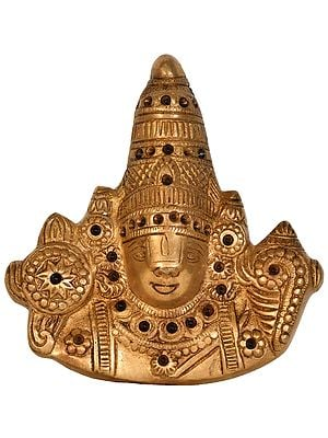 Lord Venkateshvara of Tirupati (Wall Hanging)