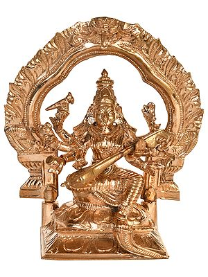 Goddess Matangi - One of The Ten Mahavidya