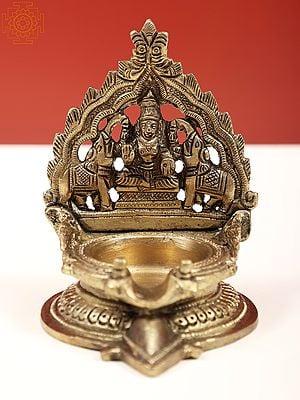Gajalakshmi Wick Diya