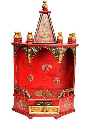Large Size Hindu Temple