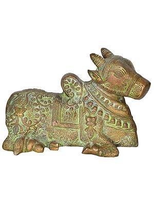 Nandi - The Vahana of Shiva