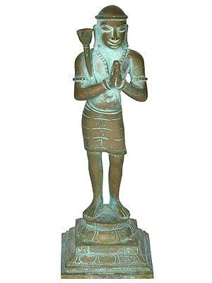 Saint Appar Tirunavukkarasar Nayanar