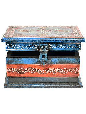 Decorated Ritual Box