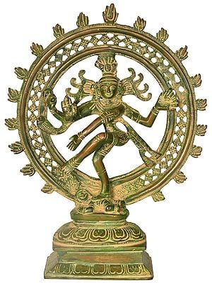 The Triumphant Lord Nataraja