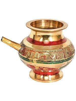 Karva Chauth Kalash