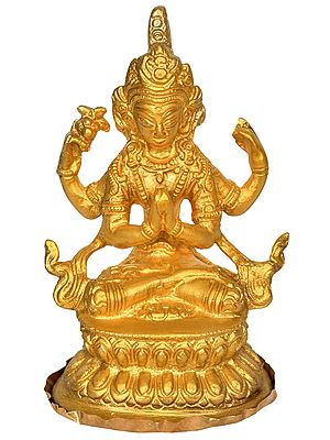 Chenrezig - Tibetan Buddhist Deity