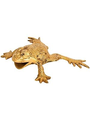 Feng Shui Leaping Frog