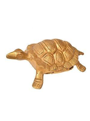 Vastu Tortoise with Yantra Underneath