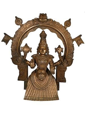 Goddess Lakshmi from South India