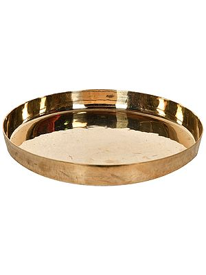 Bronze Thali