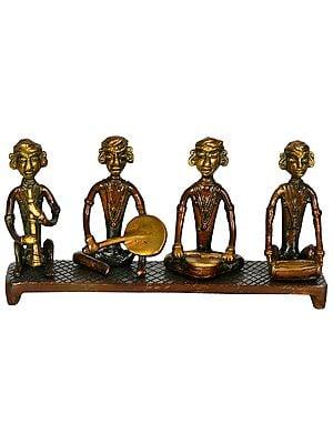 Tribal Musicians