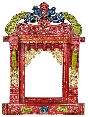 Decorative Window (Jharokha)