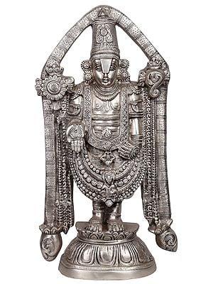 Lord Venkateswara as Balaji at Tirupati