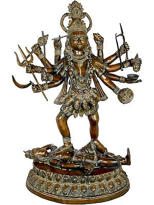Goddess Kali - Large Size