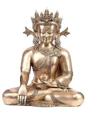 Crown Buddha (Tibetan Buddhist)