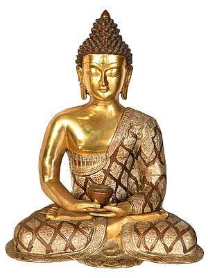 Lord Buddha in Meditation (Tibetan Buddhist)