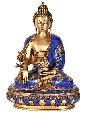 Tibetan Buddhist Deity Healing Buddha (Medicine Buddha)