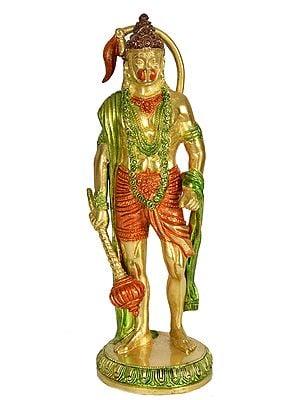 Standing Shri Hanuman